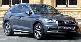 Audi Q Wikipedia - Q5 audi