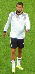 Kerem Demirbay German footballer