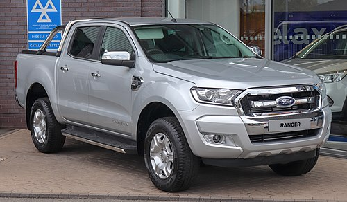 ford ranger - wikiwand