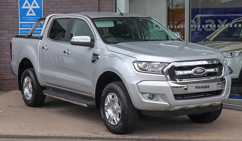 File:2017 Ford Ranger Limited.jpg