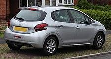 Peugeot 208 – Wikipedia, wolna encyklopedia