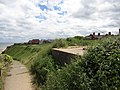 2018-06-20 Sloping path leading to Mundesley Beach.JPG