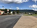 2018-08-31 17 04 19 View east along Virginia State Route 292 (Conicville Road) between Interstate 81 and U.S. Route 11 (Main Street) in Mount Jackson, Shenandoah County, Virginia.jpg