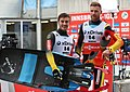 2018-11-25 Doubles Sprint World Cup at 2018-19 Luge World Cup in Igls by Sandro Halank–282.jpg