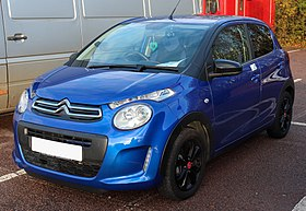 2018 Citroen C1 Urban Ride 1.0 Front.jpg