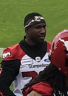 Brandon Smith (defensive back, born 1984) Player of American and Canadian football
