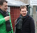 2019-01-11 Pressetermin Ministerpräsident Michael Kretschmer at FIS Cross-Country World Cup Dresden by Sandro Halank–006.jpg
