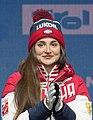 20190228 FIS NWSC Seefeld Medal Ceremony Yulia Belorukova 850 5834.jpg
