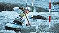 2019 ICF Canoe slalom World Championships 035 - Eva Říhová.jpg