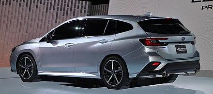 Subaru Levorg - Wikiwand