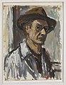 207 Selbstbildnis Hans Faehnle. ca. 1950.jpg