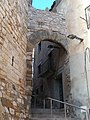 21 Portal de l'Hospital (Calaf), cara exterior.jpg