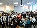 23 февраля 2015 г Ветераны Внутренних войск на встрече с школьниками Хабаровск.JPG