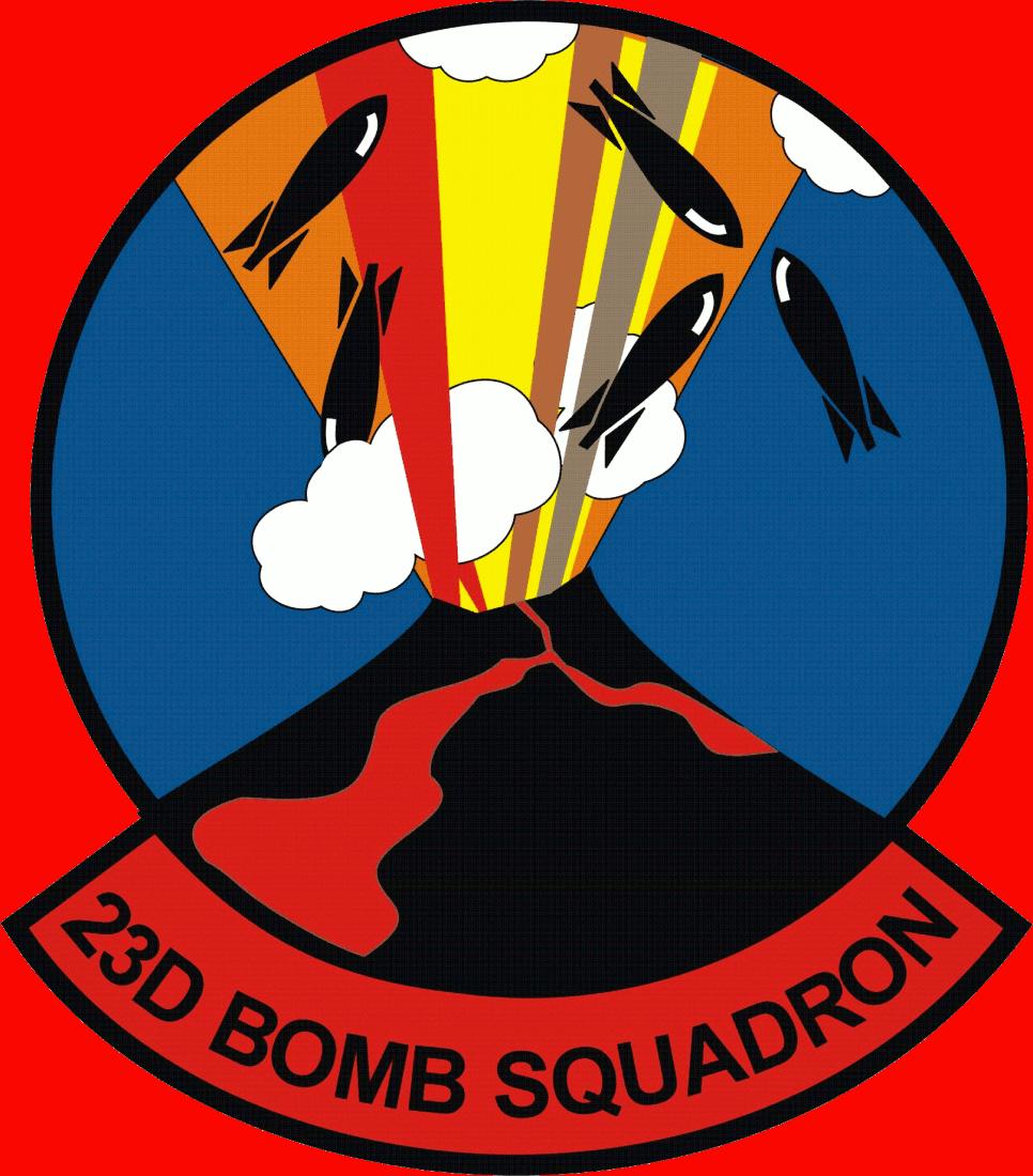 23d Bomb Squadron