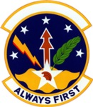 293rd Combat Communications Squadron - Image: 293d Combat Communications Squadron circa 2001
