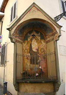 Tabernacolo Di Via Dei Malcontenti Wikipedia