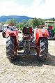 3ème Salon des tracteurs anciens - Moulin de Chiblins - 18082013 - Tracteur Hurlimann D150S - 1971 - arrière.jpg