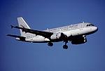 314bv - Qatar Airways Airbus A319-133 (LR), A7-CJA@ZRH,02.09.2004 - Flickr - Aero Icarus.jpg