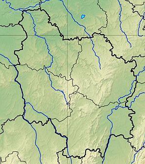 (Voir la carte topographique)