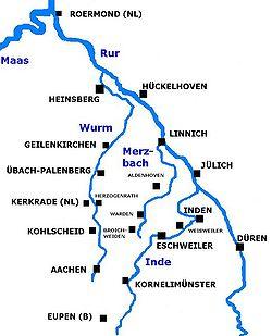 Páginas en la categoría «Afluentes del río Rin»