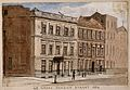49 Great Ormond Street, London, in course of demolition. Wat Wellcome V0013436.jpg