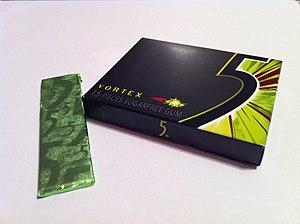 5 (gum) - Image: 5 gum Vortex