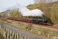 6233 Duchess of Sutherland leaving Scarborough.jpg