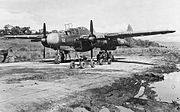 6th Night Fighter Squadron P-61 Black Widow