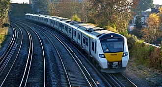 Thameslink and Great Northern - Image: 700008 Sevenoaks to Kentish Town 2E75 (31333854845)