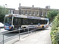 700 bus on the Museum Roundabout - geograph.org.uk - 1987427.jpg