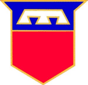 76th Infantry Division (United States) - Image: 76 Inf Div DUI
