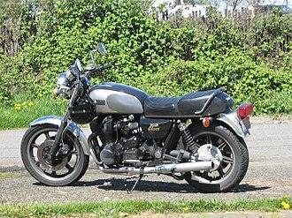 Yamaha XS Eleven - 1979 Yamaha XS Eleven Standard