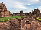 7th - 9th century Hindu and Jain temples, Pattadakal monuments Karnataka 5.jpg