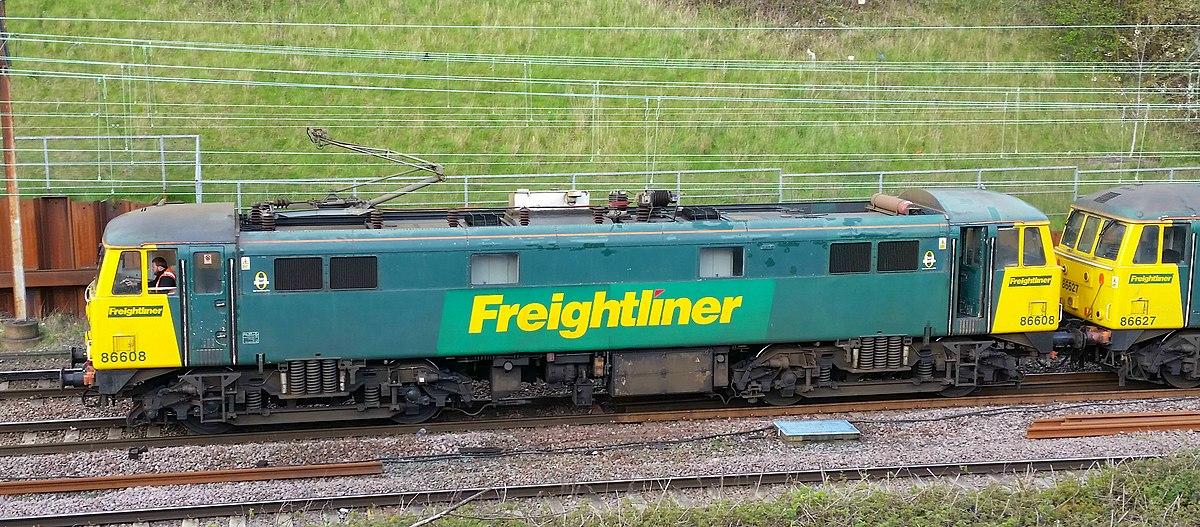 British Rail Class 86 - Wikipedia