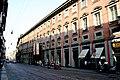 8828 - Milano - Via Manzoni - Palazzo Poldi Pezzoli - Foto Giovanni Dall'Orto 14-Apr-2007.jpg