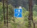A3 Parkplatz Ludergraben Ausfahrtschild 2015-06-07 18.18.22.jpg