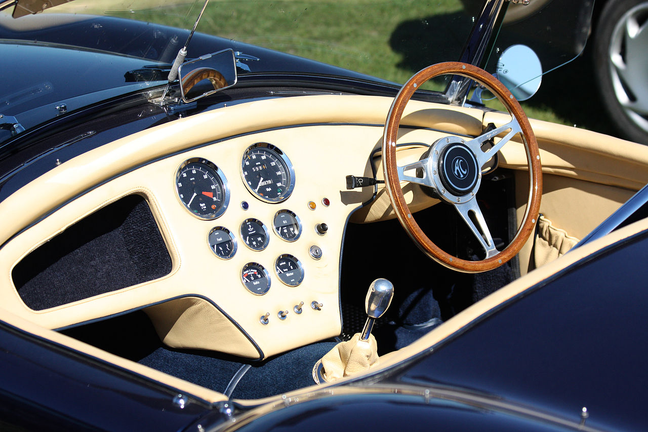 Ac Cobra Car Kits Uk