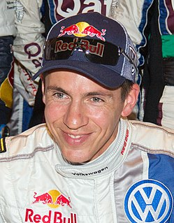 Julien Ingrassia French rally co-driver