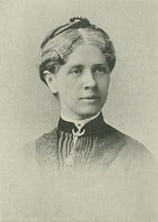 Adelaide Avery Claflin American suffragist, ordained minister