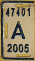 ARUBA 2005 -HALF YEAR LICENSE PLATE TAB - Flickr - woody1778a.jpg