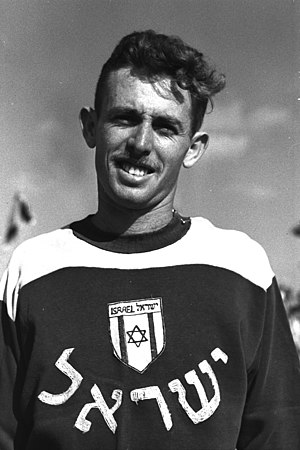 Israel at the 1952 Summer Olympics - Arieh Batun-Kleinstub