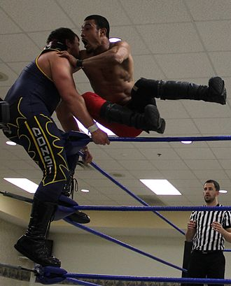AR Fox - Fox performing the Lo Mein Pain on Tim Donst