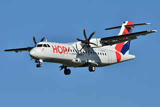 ATR 42 Regional turboprop airliner family