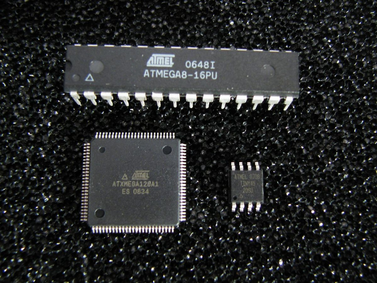 Avr Microcontrollers Wikipedia Embedded Systems Blog Pic Microcontroller Based Electronic Lock