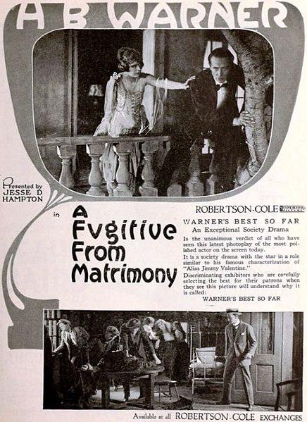 File:A Fugitive from Matrimony (1919) - 1.jpg