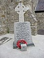 A memorial to the men of Llangristiolus who fell in World War II - geograph.org.uk - 887707.jpg