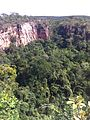 A natureza e sua incrível magnitude, a paisagem mais bela que eu já vi em minha vida. Tudo em MT. 02.JPG