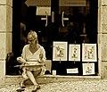 A painter at Chiado (19750334531).jpg