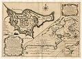 A plan of the city and fortifications of Louisburg; a plan of the city and harbour of Louisburg (NYPL Hades-247966-423910).jpg
