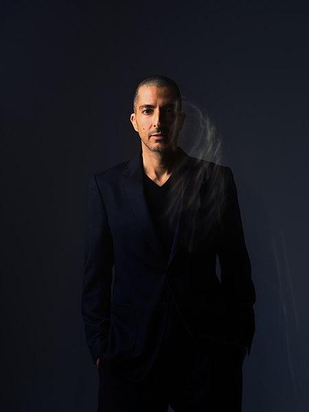 File:A portrait photo of successful businessman Wissam Al Mana.jpg